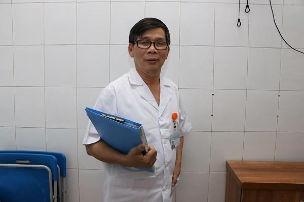 bác sỹ Lê Văn Hốt