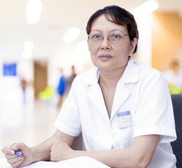 Hình ảnh bác sỹ Nguyễn Thị Tuyết Mai