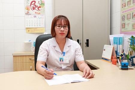 Hình ảnh bác sỹ Nguyễn Thúy Hằng