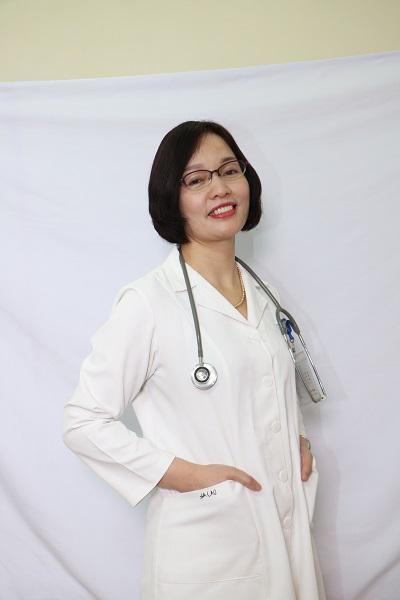 Hình ảnh bác sỹ Nguyễn Thị Luyện