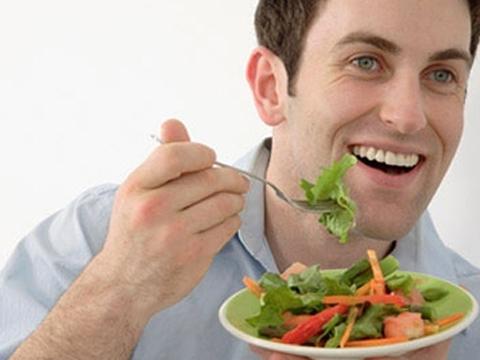 Viêm tuyến tiền liệt nên ăn gì