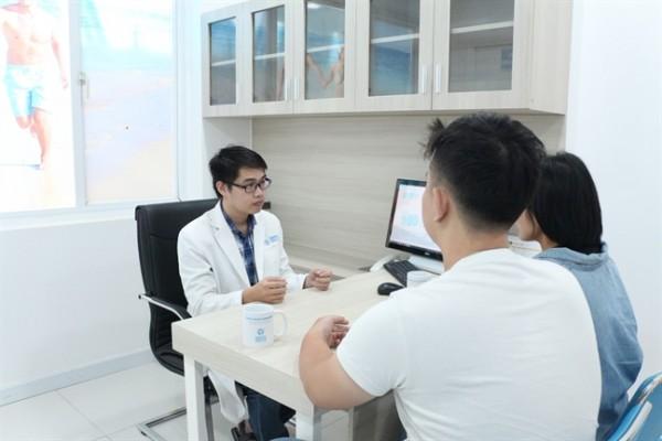 xét nghiệm chuẩn đoán bệnh xã hội